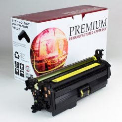HP 646A Yellow