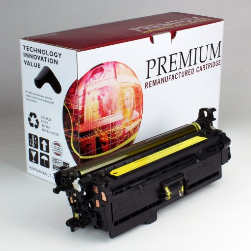 HP 507A Yellow