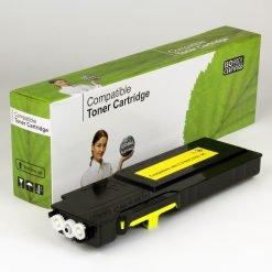 Dell C3760N Yellow
