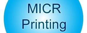MICR-printing