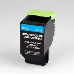 Lexmark CX410 Cyan