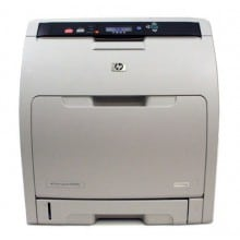 COLOR LaserJet CP3505n