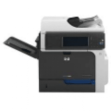COLOR LaserJet Enterprise CM4540