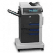 COLOR LaserJet Enterprise CM4540f