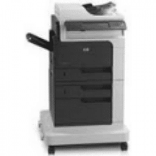 LaserJet ENTERPRISE M4555f