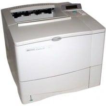 LaserJet 4000 Series