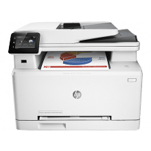 COLOR LaserJet M277dw MFP